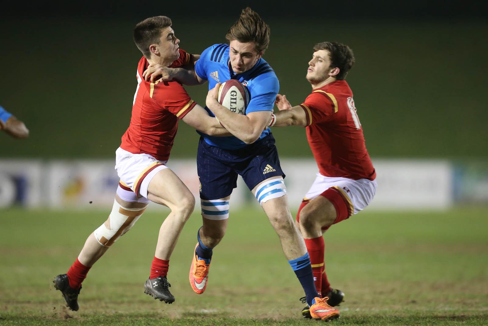 Sei Nazioni 2016 Italia Under 20- Galles Under 20