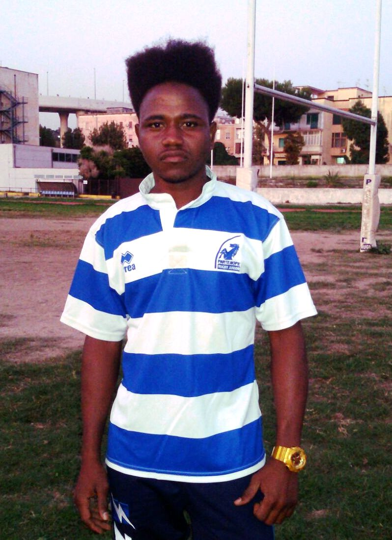 Yonusa Jallow - Partenope Rugby