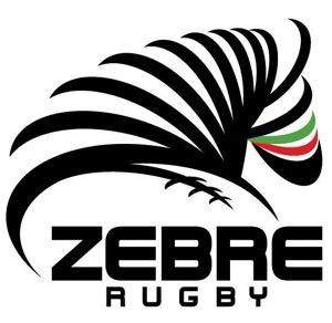 Logo ZEBRE RUGBY 300