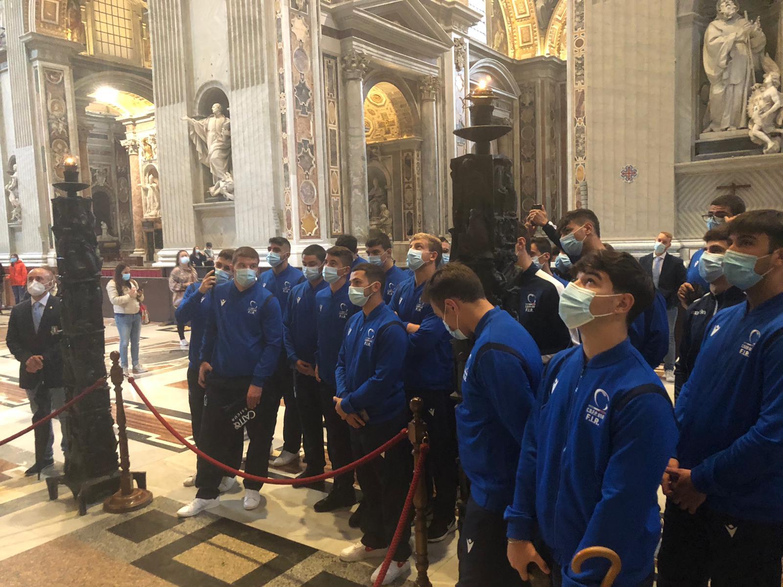 cdfp u18 roma vaticano 2020