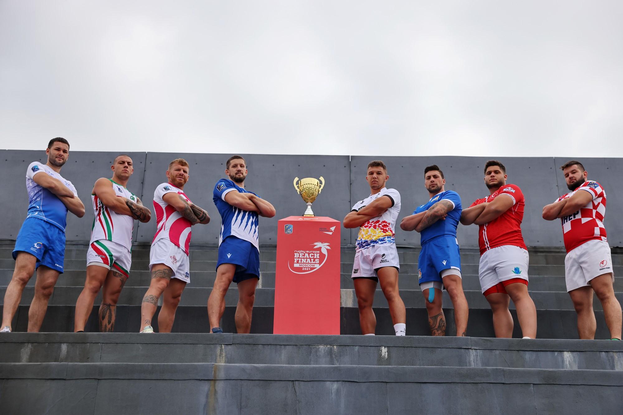 capitani beach rugby finals mosca 2021