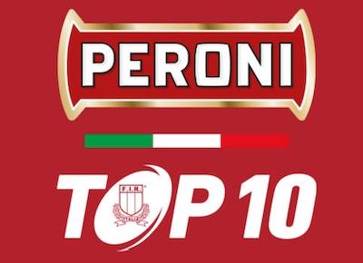 logo peroni top10