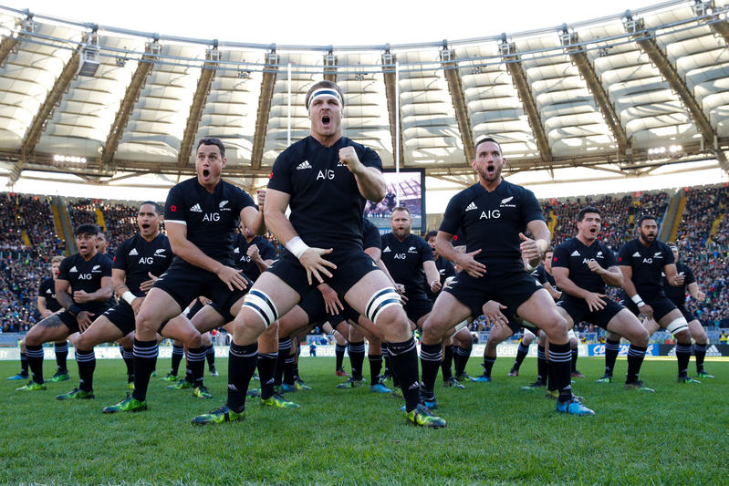 all blacks haka 2016