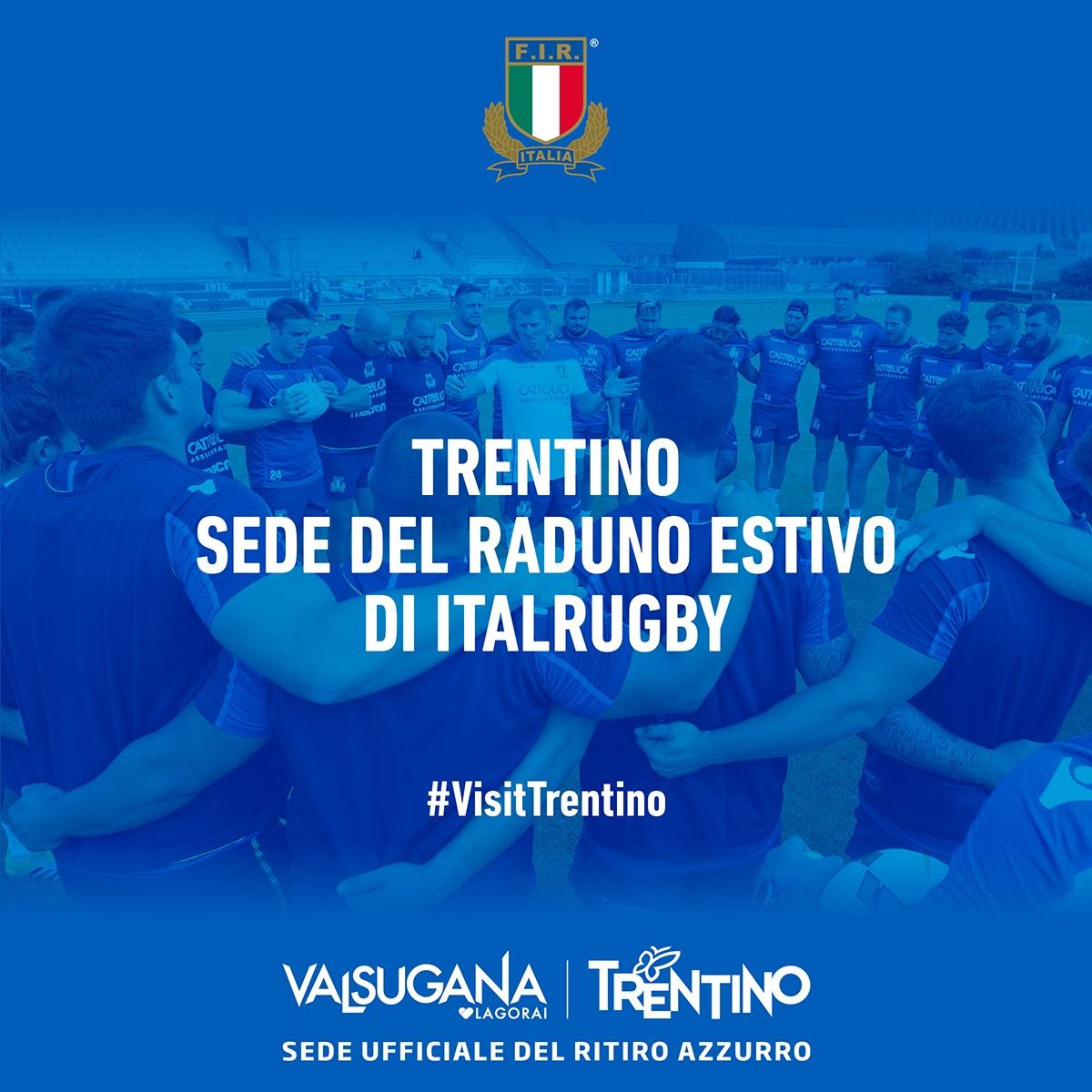 grafica raduno italia pergine 2021