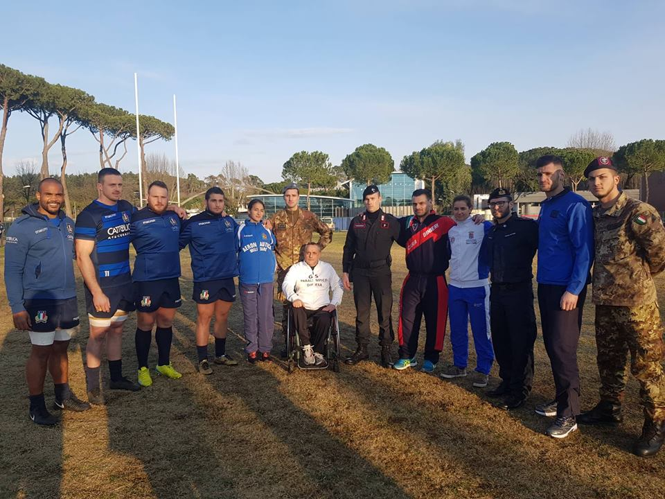italrugby forze armate