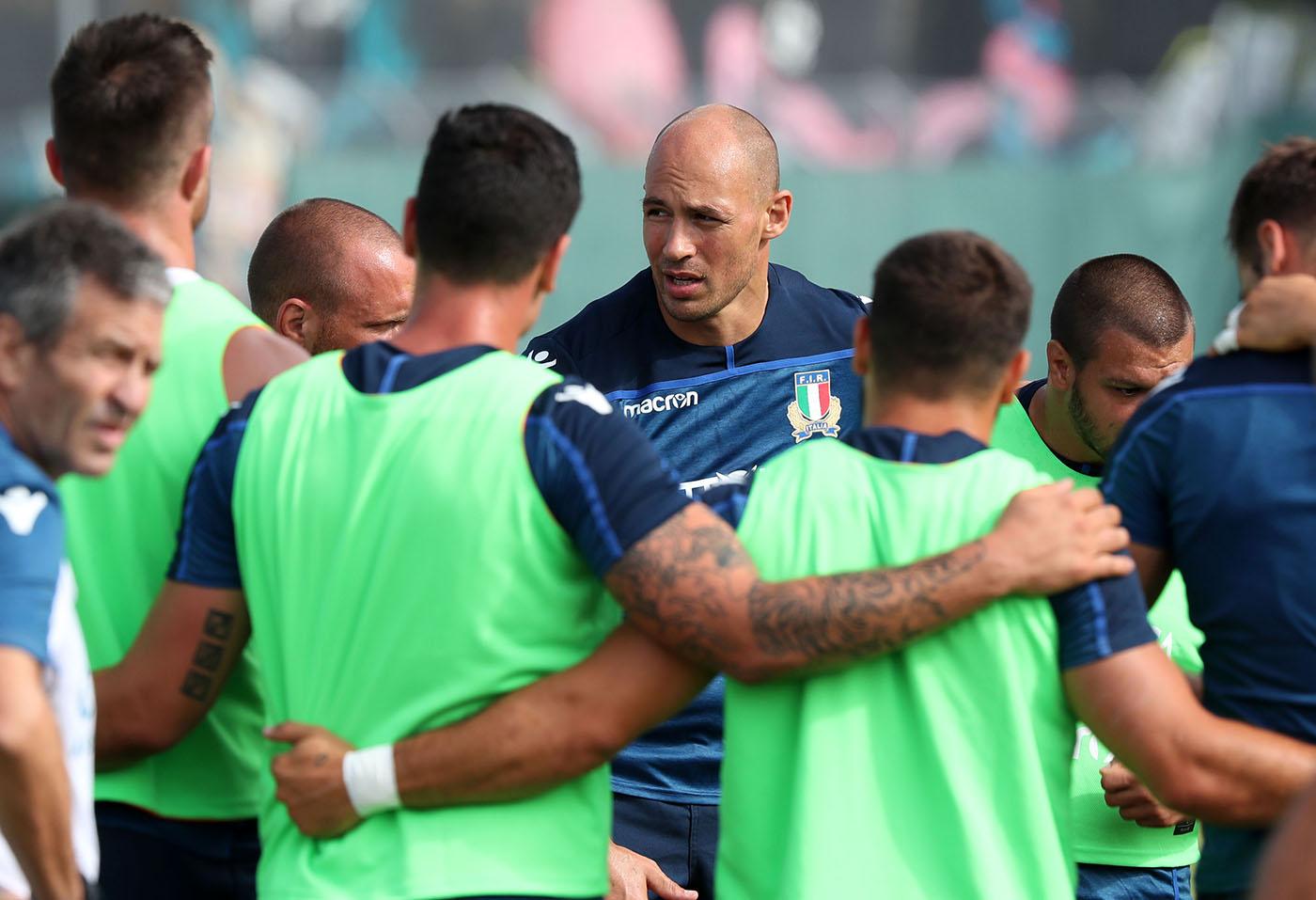 allenamento italia pergine 2019