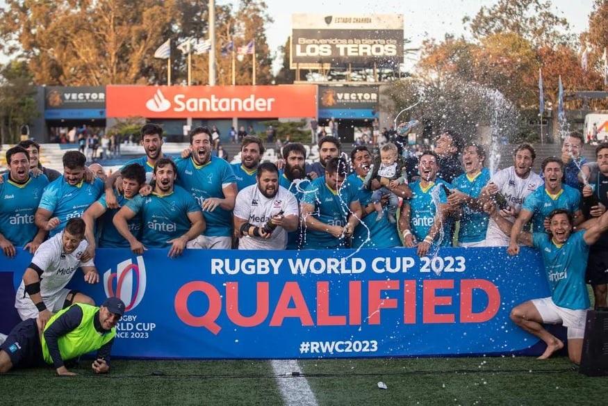 uruguay qualificato rwc2023
