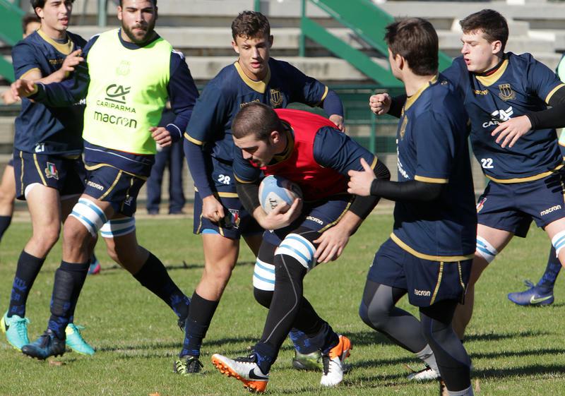allenamento u20 roma