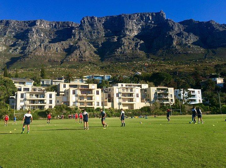 selezione u20 allenamento sudafrica