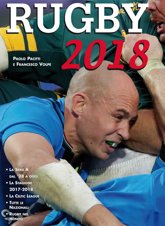 Rugby 2018 Cover