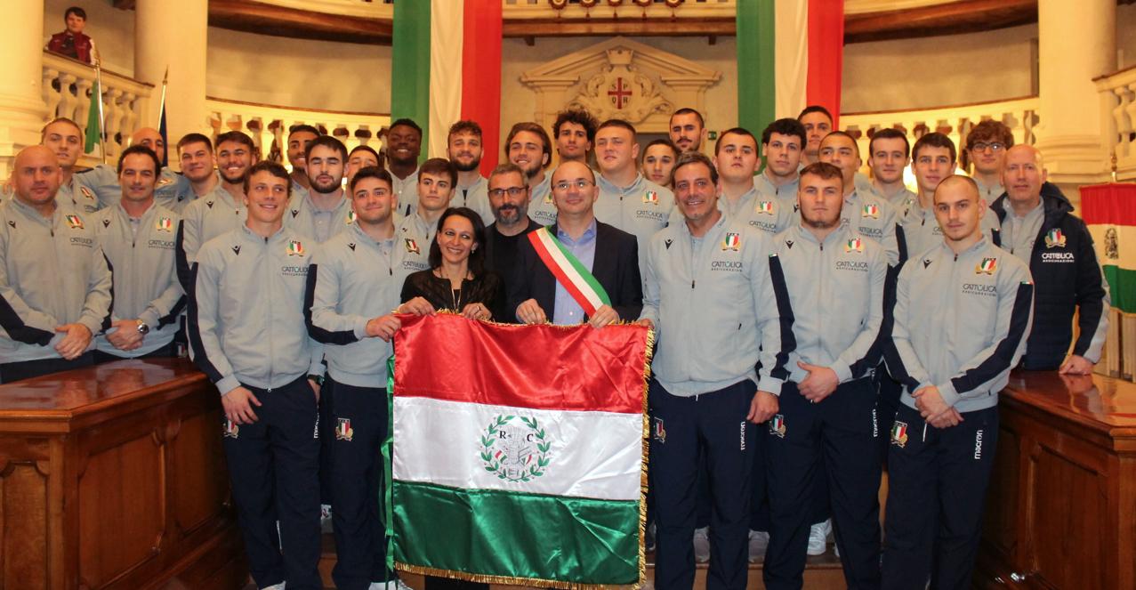 nazionaleunder20 consegna primo tricolore
