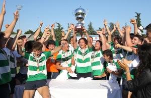 Benetton Treviso campione U18 300