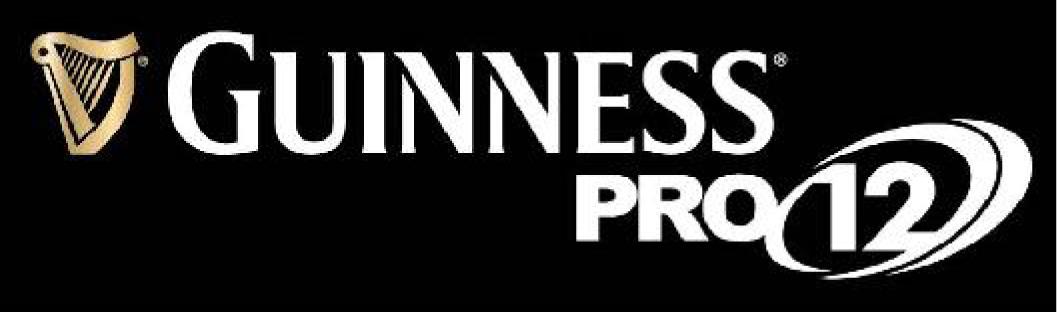 GuinnessPRO12 logo