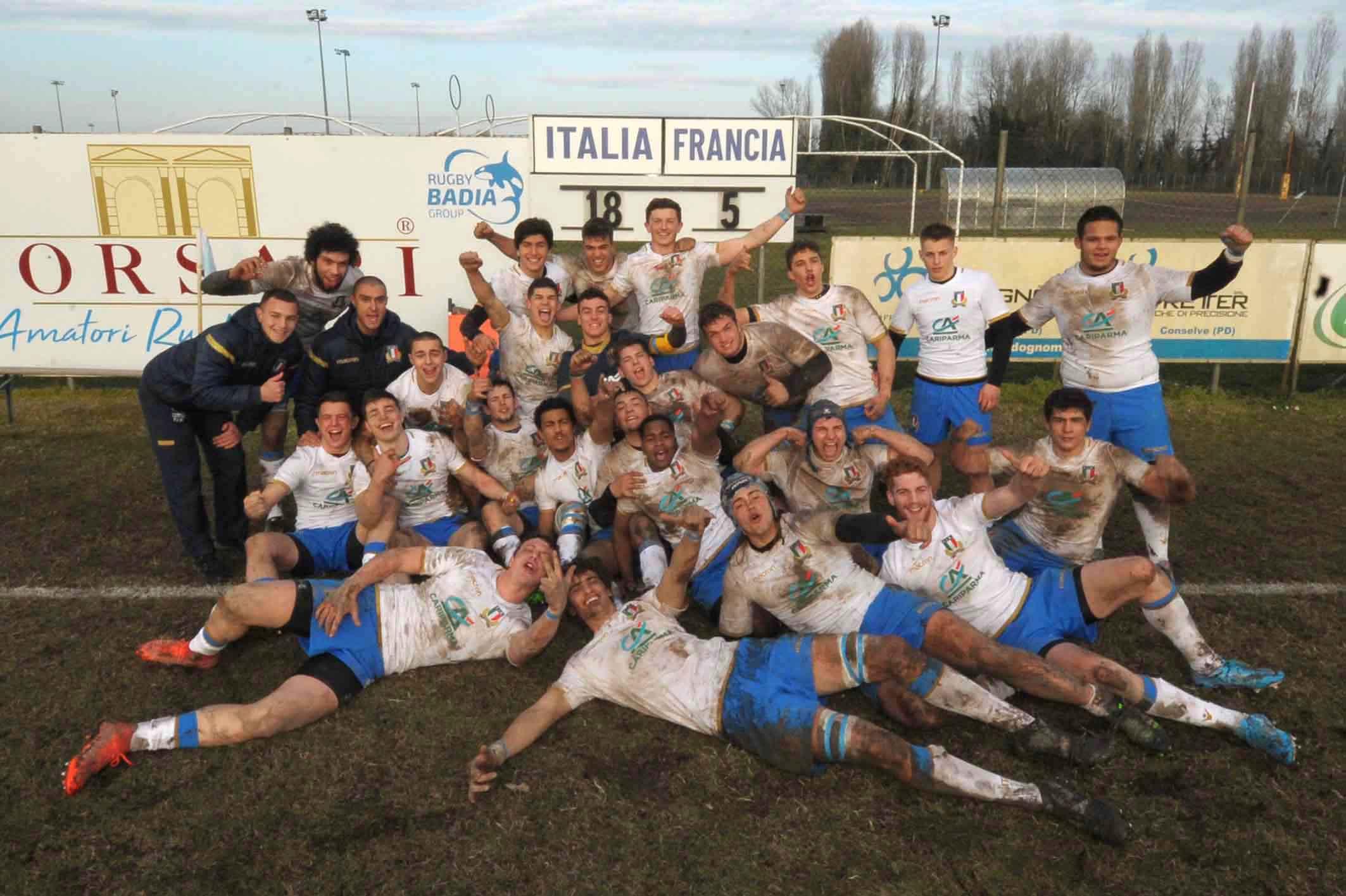 Italia-Francia U18  0023