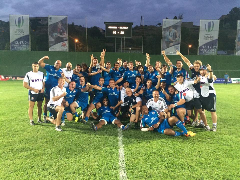 Italia Emergenti vittoria