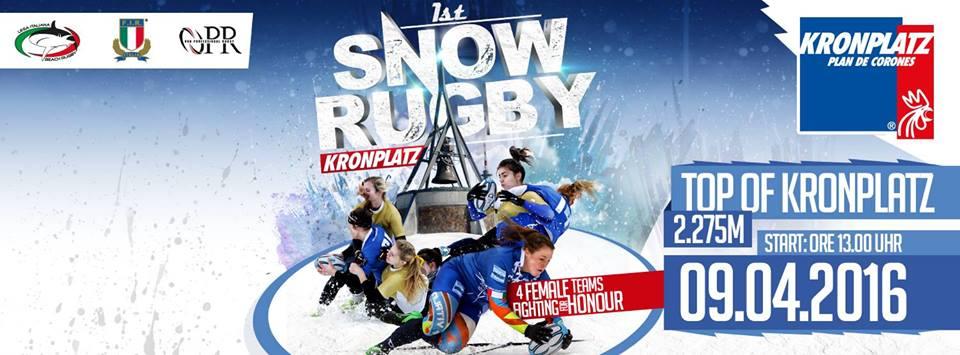 Kronplatz Snow Rugby