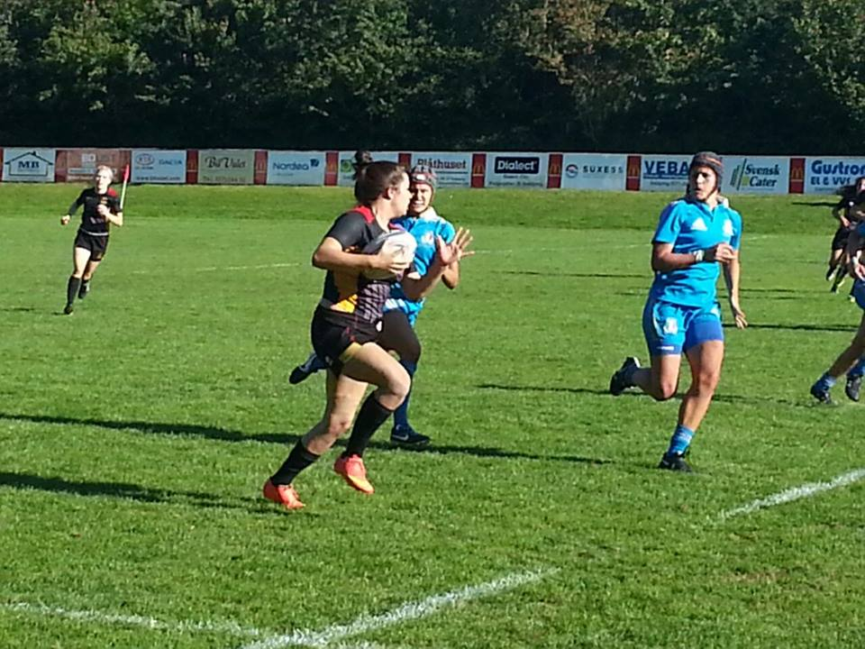 Rugby Femminile 7s U18