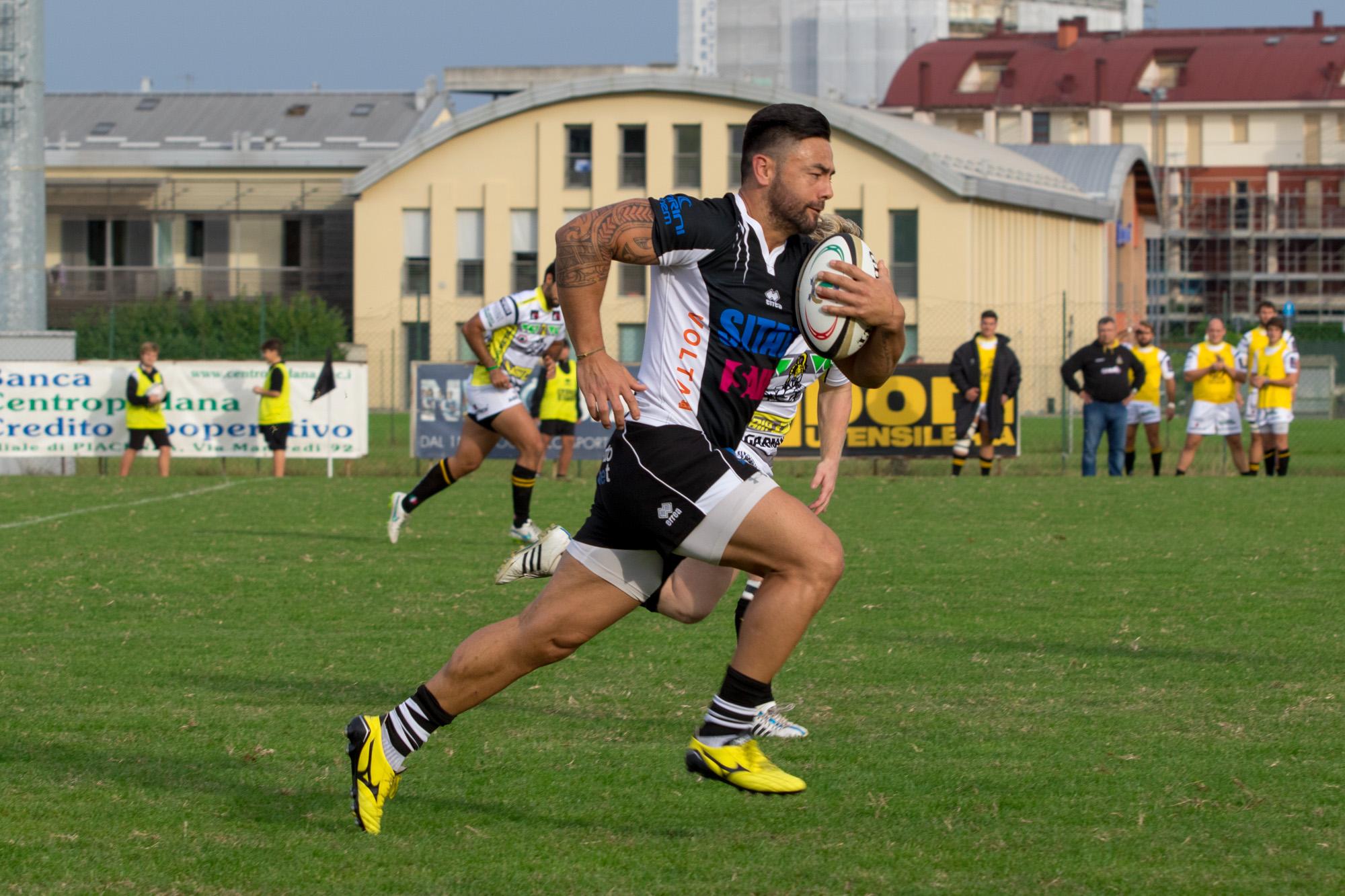 Troy Nathan ex della Lazio ora ai Lyons