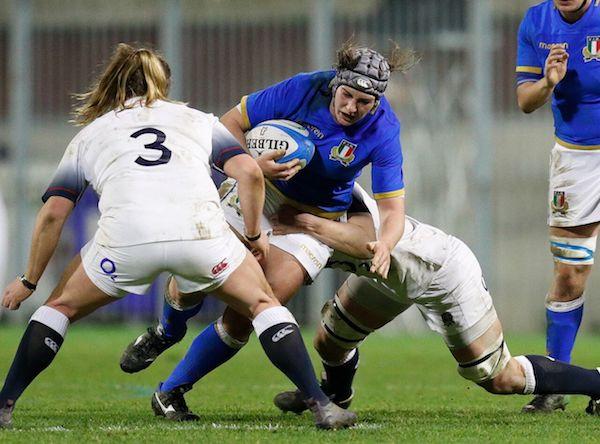 Gai Italia v Inghilterra 2018
