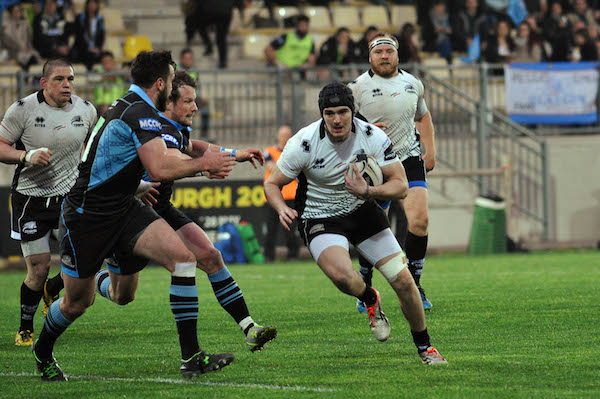 Canna Zebre Glasgow Warriors